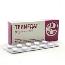 Таблетки Тримедат: показания, инструкция по применению, отзывы врачей, аналоги, побочные действия