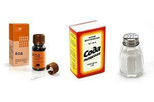 Чем лучше полоскать горло при гнойной ангине: хлоргексин, перекись водорода, сода