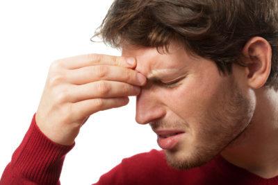 Хронический фронтит у взрослых и детей: симптомы и лечение, код по МКБ-10