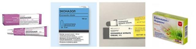 Эконазол: отзывы и эффективность, цена, инструкция по применению, аналоги