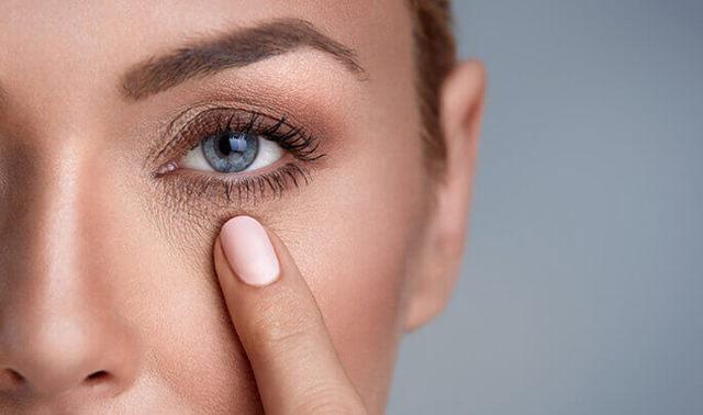 Темные круги под глазами: причины у женщин и мужчин, средство от них, маска, лечение
