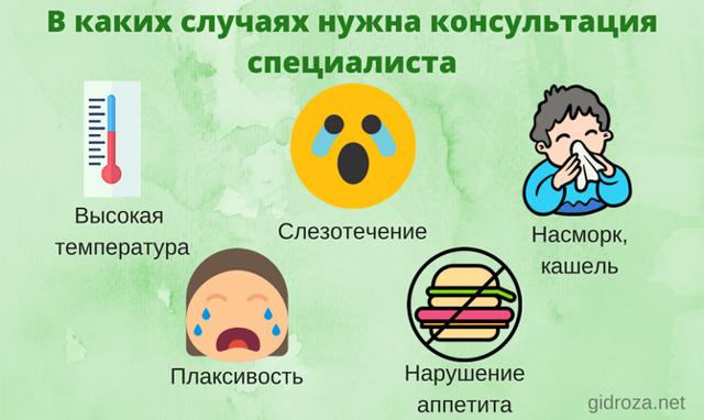 Холодный пот у ребенка, у грудничка, у мужчин и женщин: причины, симптомы