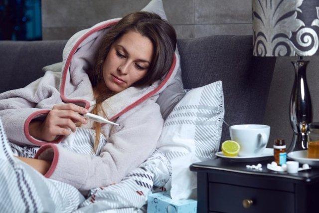 Турецкий грипп у детей и взрослых: симптомы, лечение, фото, последствия