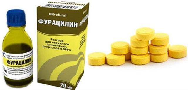 Фурацилин для полоскания: инструкция по применению, как разводить раствор, отзывы