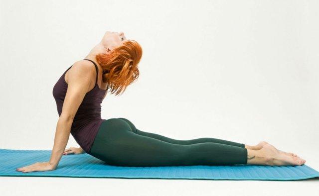 Упражнения при остеохондрозе пояснично-крестцового отдела позвоночника