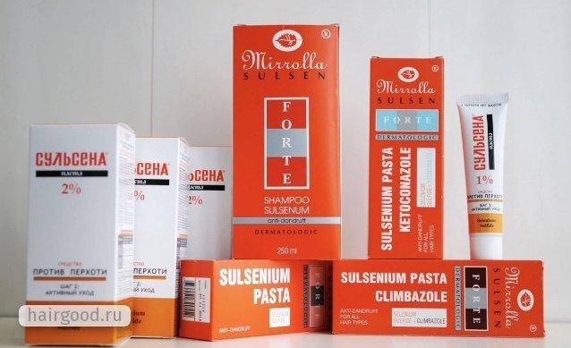 Сульсена: инструкция по применению, цена, отзывы, аналоги, состав
