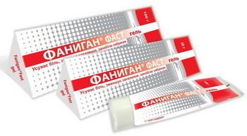 Таблетки, гель и мазь Фаниган: инструкция по применению, аналоги, цена, отзывы, состав обезболивающего лекарства