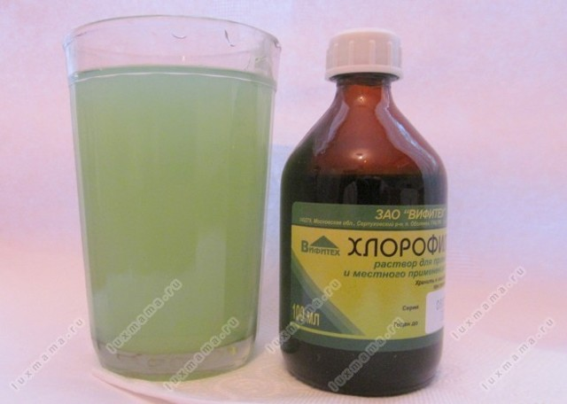 Хлорофиллипт: состав, формы, цена, показания и противопоказания к применению