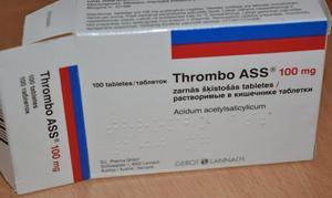 Тромбо Асс: показания к применению, цена, аналоги, инструкция, отзывы