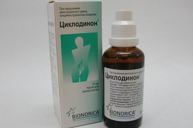 Таблетки и капли Циклодинон: состав, инструкция по применению, побочные эффекты, отзывы