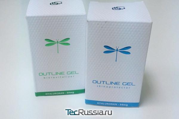 outline gel (Аутлайн гель): состав, цена, показания, противопоказания, побочные эффекты, отзывы