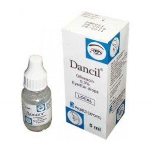 Ушные капли Данцил: инструкция по применению, аналоги, отзывы, цена