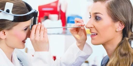 Что такое риноскопия носа: задняя, средняя, передняя, эндоскопическая