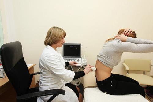 Что показывает УЗИ шейного, пояснично-крестцового или грудного отдела позвоночника