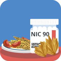 Сколько никотина содержится в обычной сигарете и в жидкости для электронных сигарет