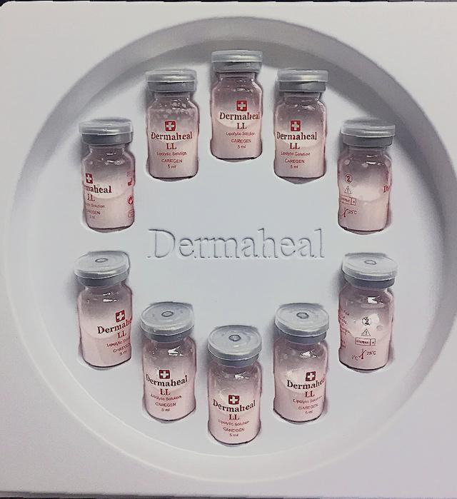 dermaheal ll: состав, цена, показания, противопоказания, побочные эффекты, отзывы