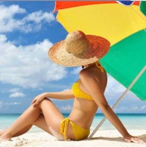 Солнечные ожоги: признаки, лечение, симптомы, прогноз, диагностика