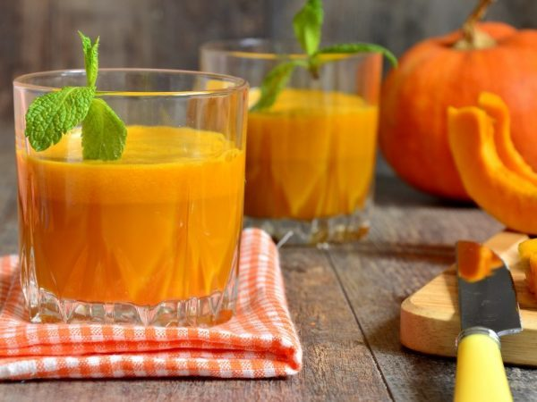 Тыква при гастрите с повышенной кислотностью желудка: сок, диетические блюда