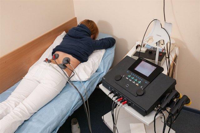 Электрофорез для суставов и на шейный и поясничный отдел позвоночника с гидрокортизоном, новокаином, карипазимом