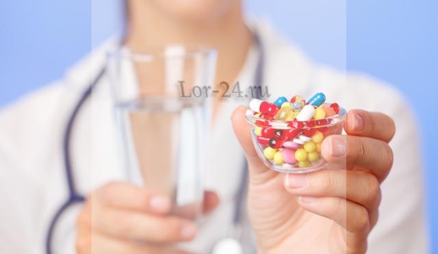 Флегмонозная ангина у детей: симптомы, лечение, фото