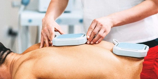 Физиотерапия при сколиозе: магнитотерапия, массаж спины, электрофорез