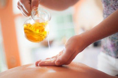 Эфирное пихтовое, растительное, подсолнечное, оливковое масло с солью при остеохондрозе шейного отдела