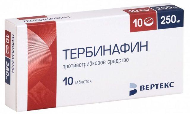 Тербинафин: отзывы и эффективность, цена, инструкция по применению, аналоги