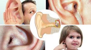 Что делать, если у ребенка не слышит ухо после отита, простуды или других заболеваний