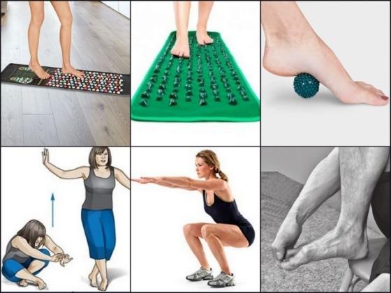 Упражнения при плоскостопии и вальгусной деформации: ЛФК и гимнастика для укрепления стопы, тренажеры