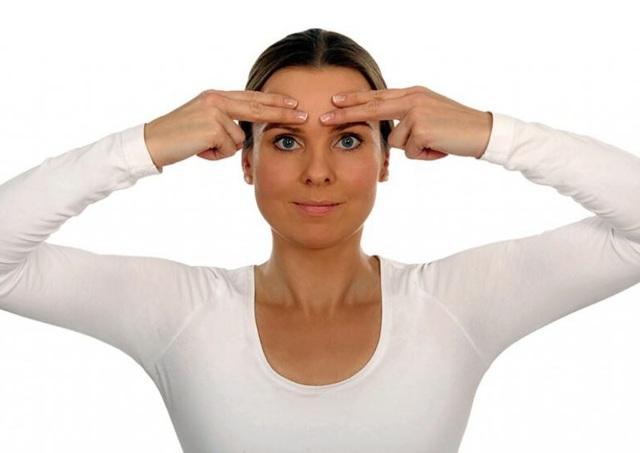 Тревожные морщины (на лбу): коррекция, упражнения, ботокс, массаж, гимнастика, средства