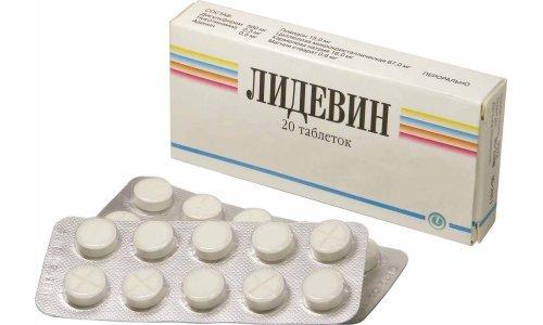 Таблетки Лидевин от алкоголизма: инструкция по применению, отзывы врачей, противопоказания